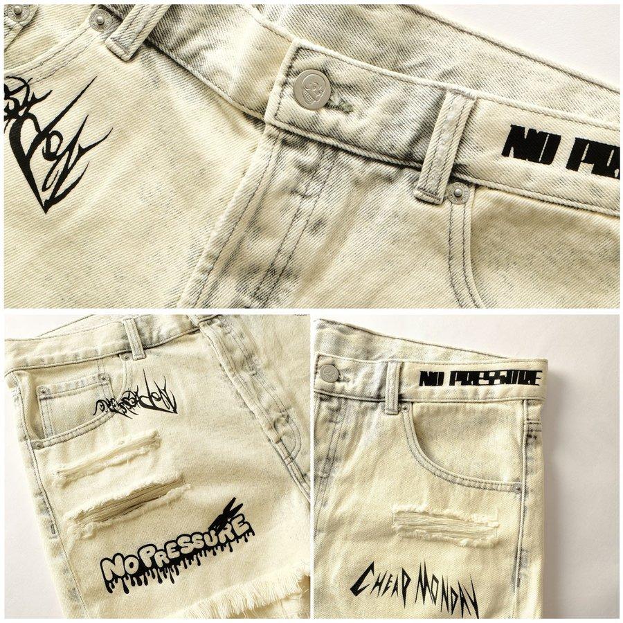 牛仔褲 短褲 5