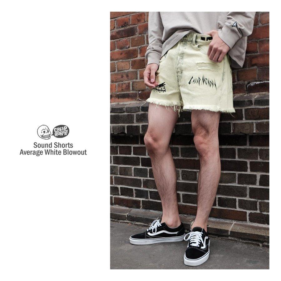 牛仔褲 短褲 8