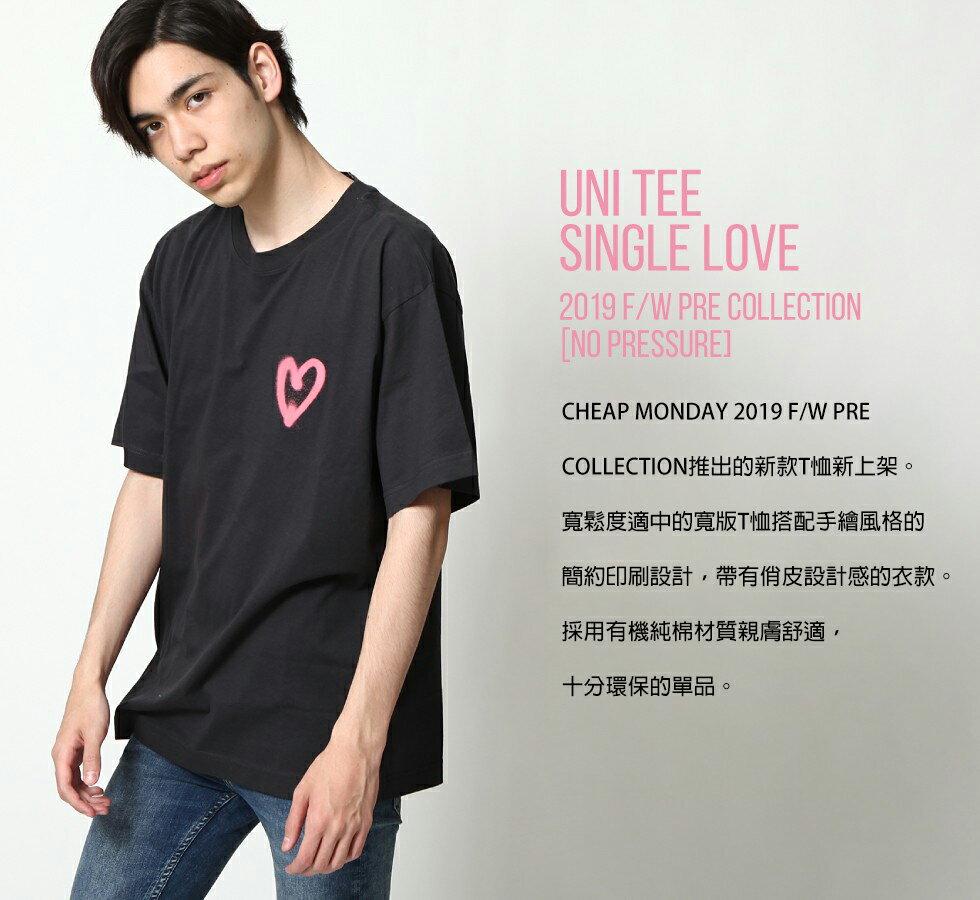 寬版T恤 短袖 8