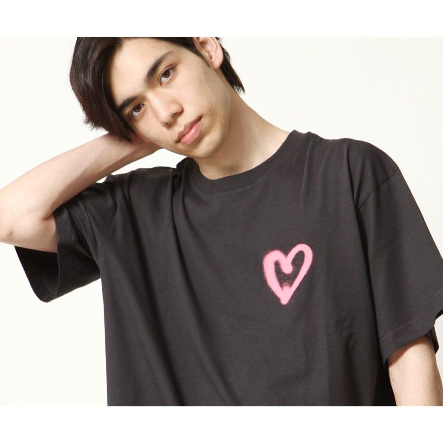 寬版T恤 短袖 4