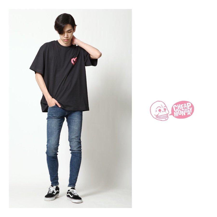 寬版T恤 短袖 6