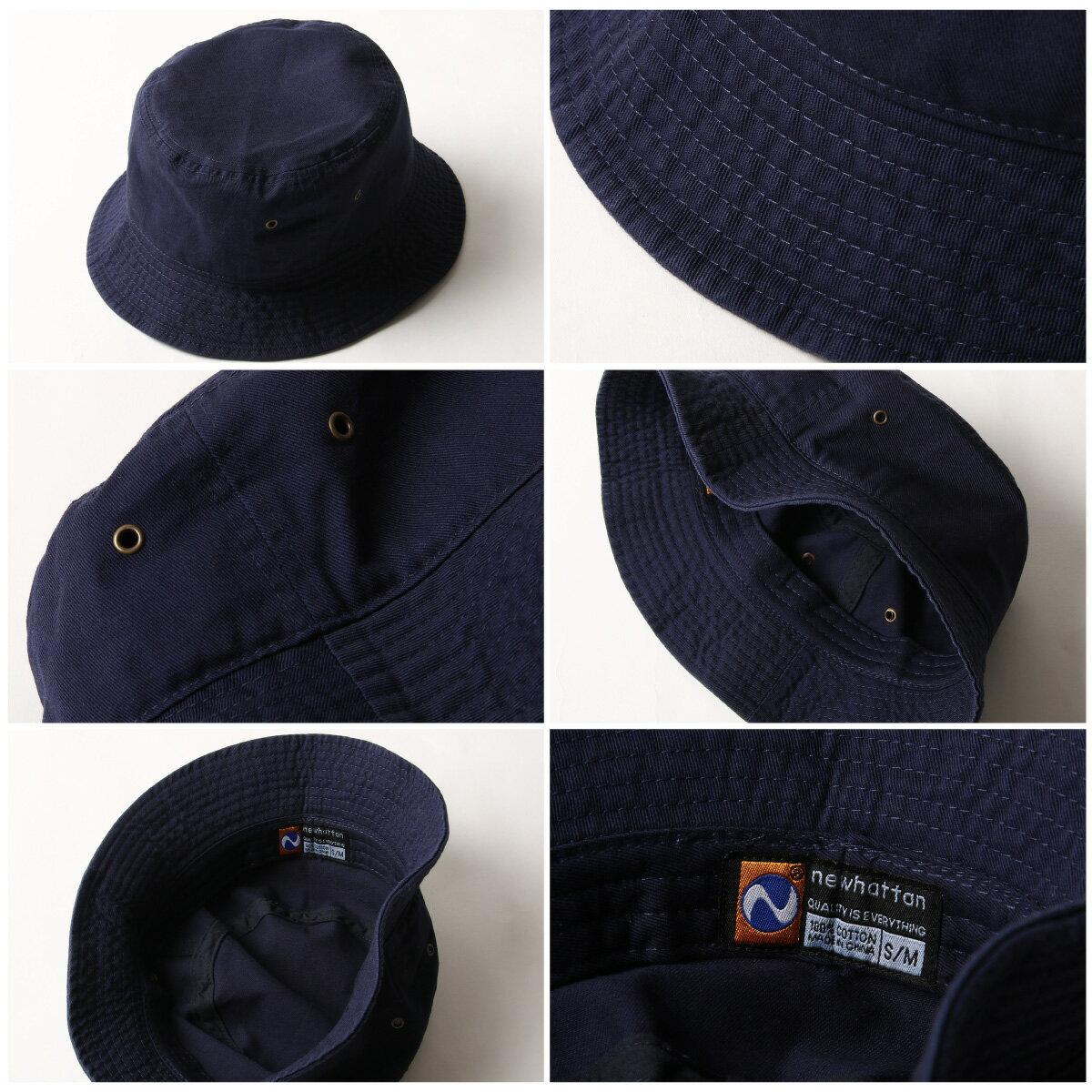 漁夫帽 素色 5