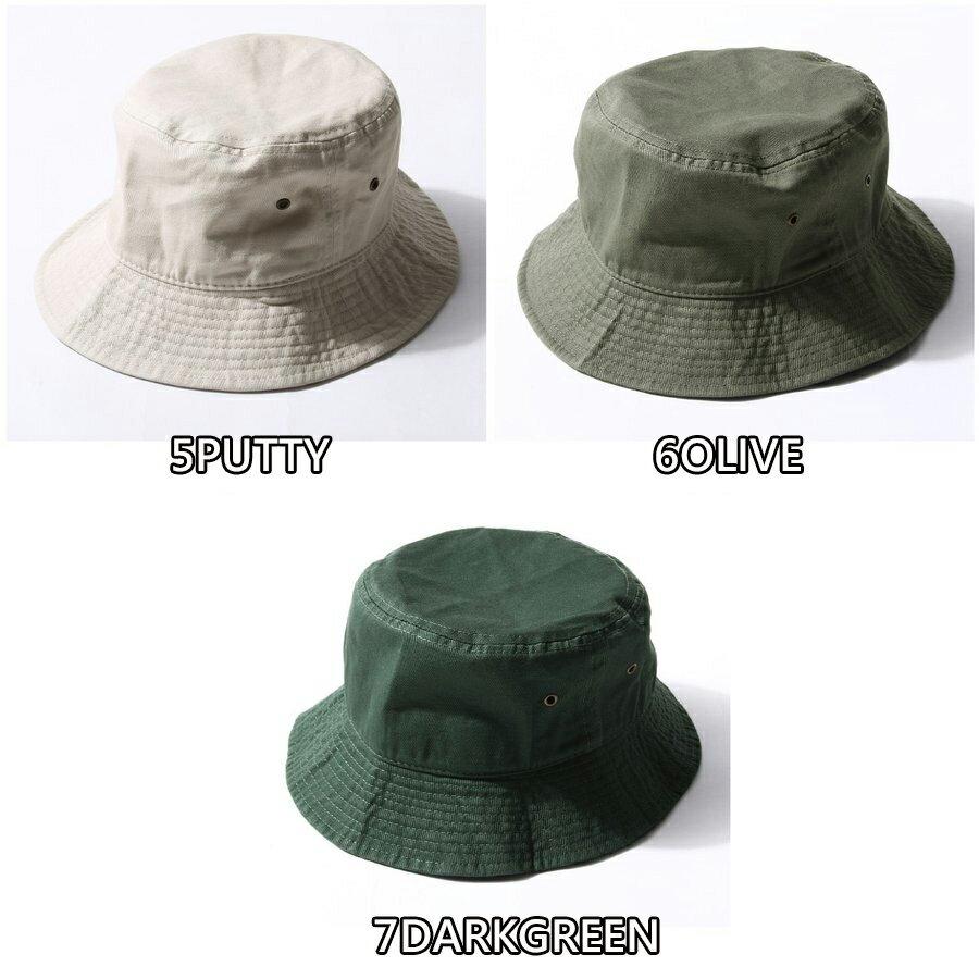 漁夫帽 素色 3