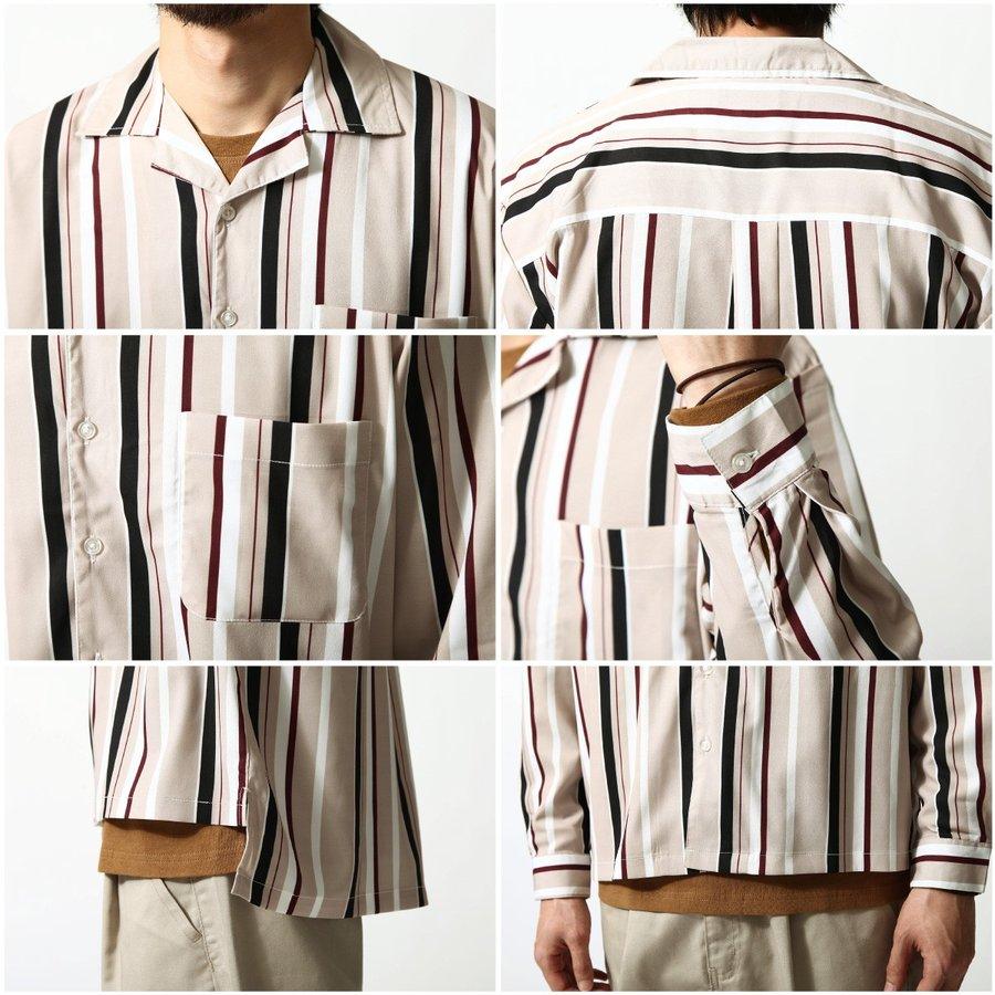 開領襯衫 長袖 5