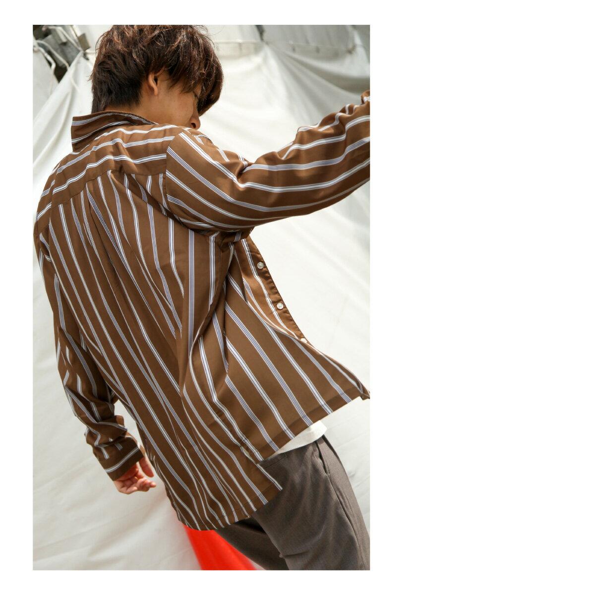 開領襯衫 長袖 6