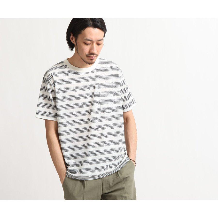 短袖T恤 刺繡 1