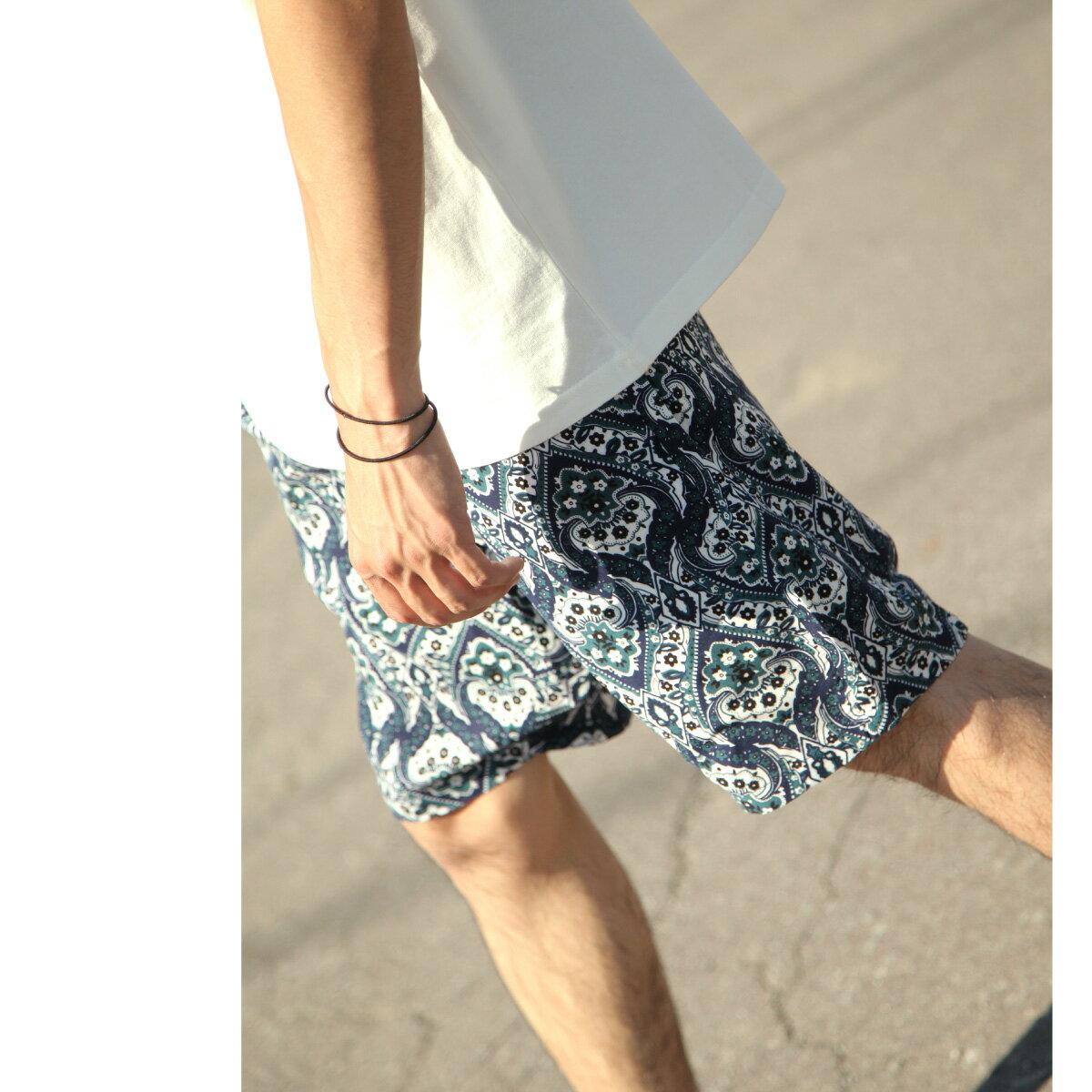 休閒短褲 渡假風 8
