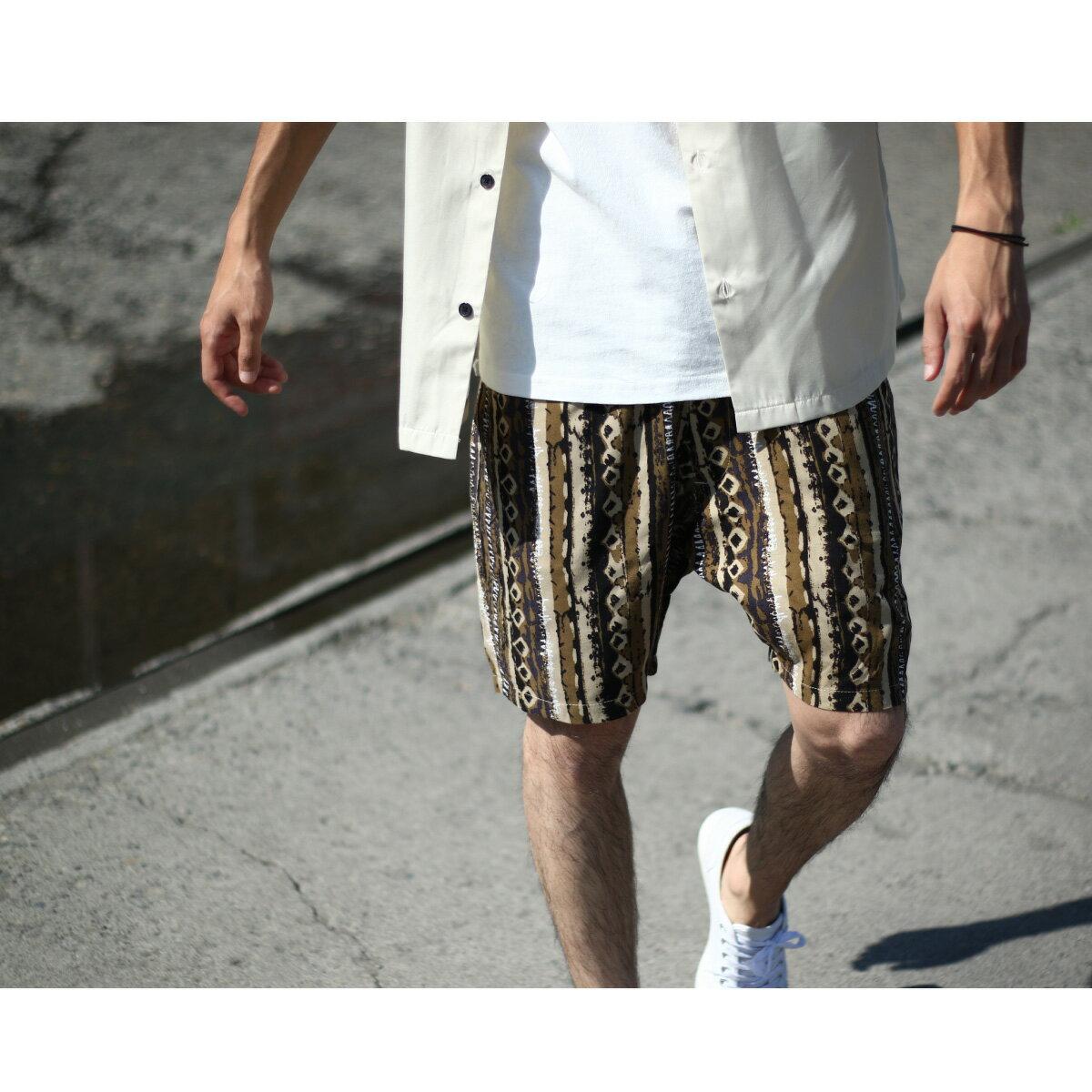 休閒短褲 渡假風 1