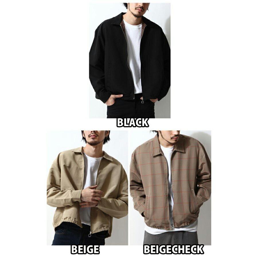 格紋夾克 外套 2