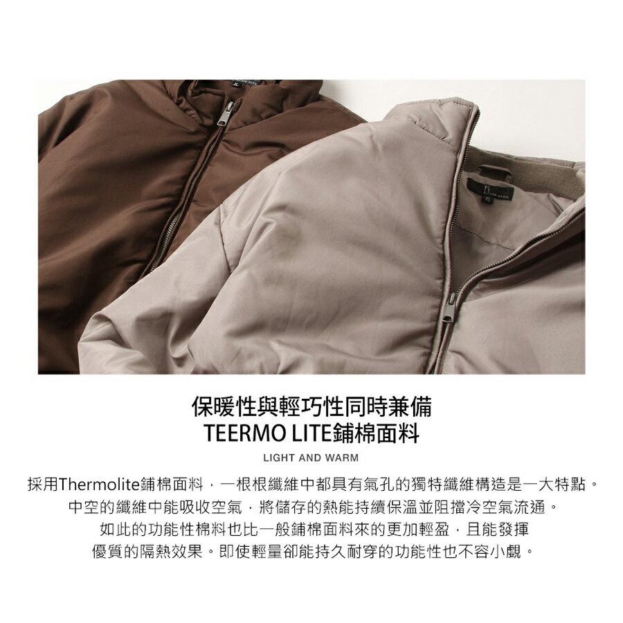布勞森外套 鋪棉 6