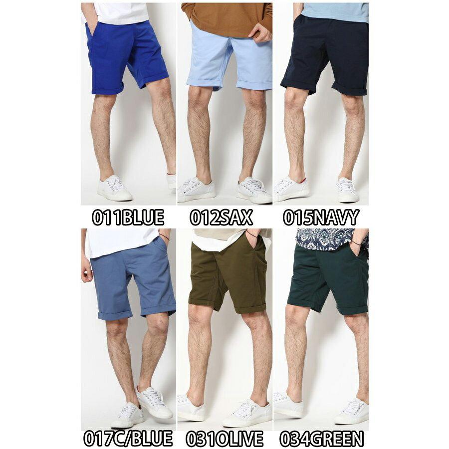 Chino短褲 休閒褲 2