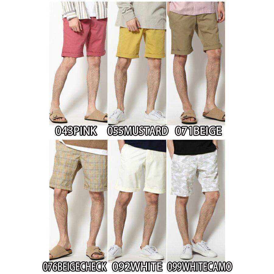 Chino短褲 休閒褲 5