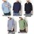 【現貨】 標準領短袖襯衫 休閒衫 2