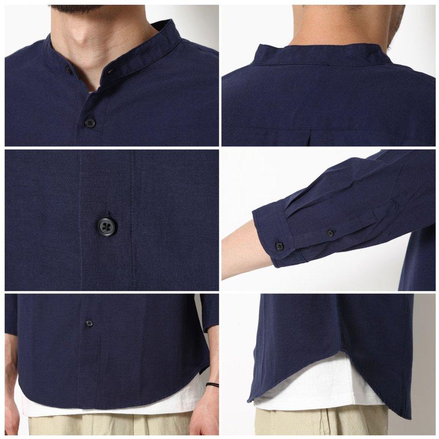 立領短袖襯衫 休閒衫 7
