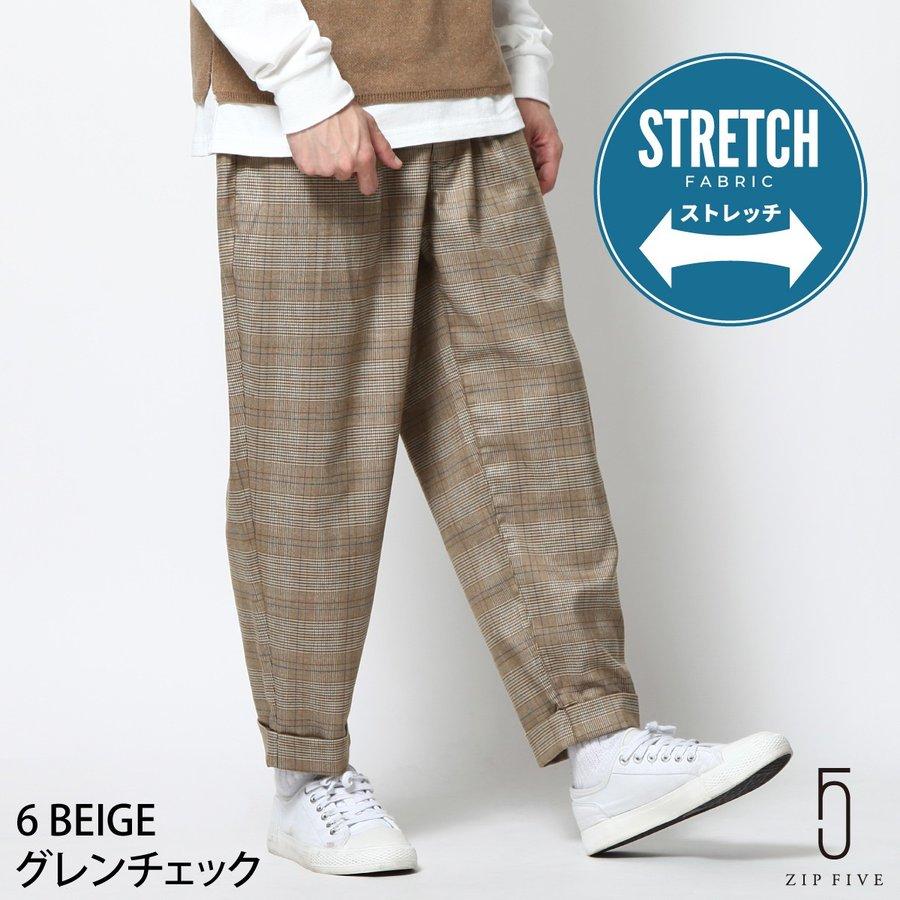 寬版9分褲 休閒褲 0