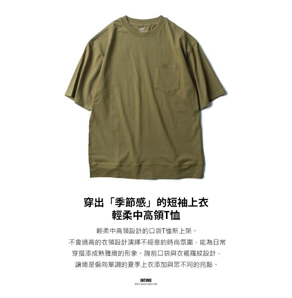 短袖口袋T恤 接觸涼感 8