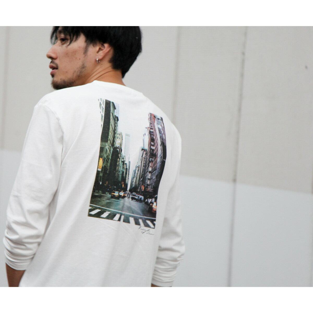 照片印刷大學T 純棉 8