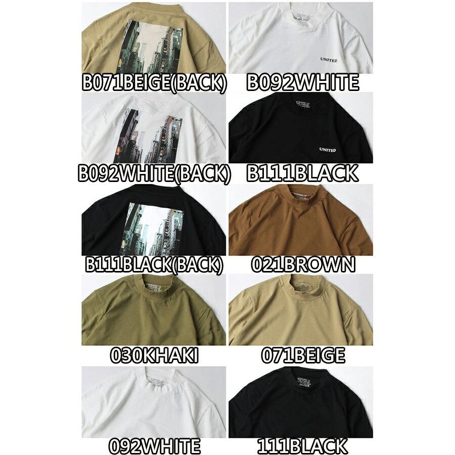 【現貨】微高領長袖T恤 LOGO設計 3