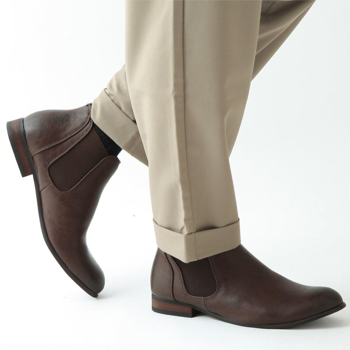 短筒側邊橡膠靴 1