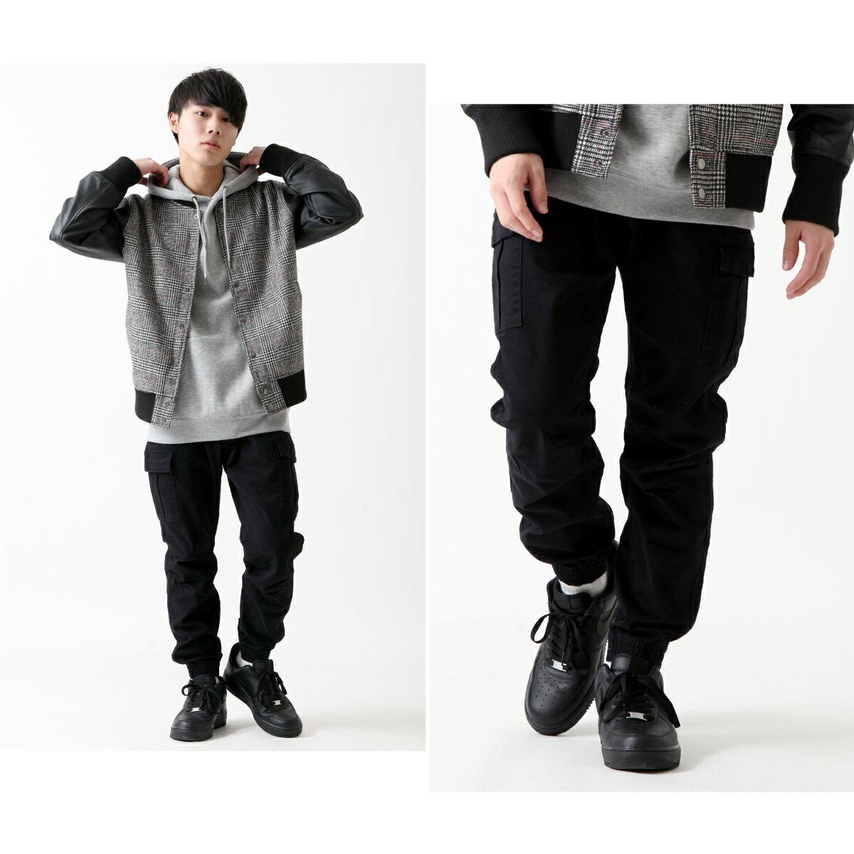 【New】ZIP 窄管束口褲 Skinny 7