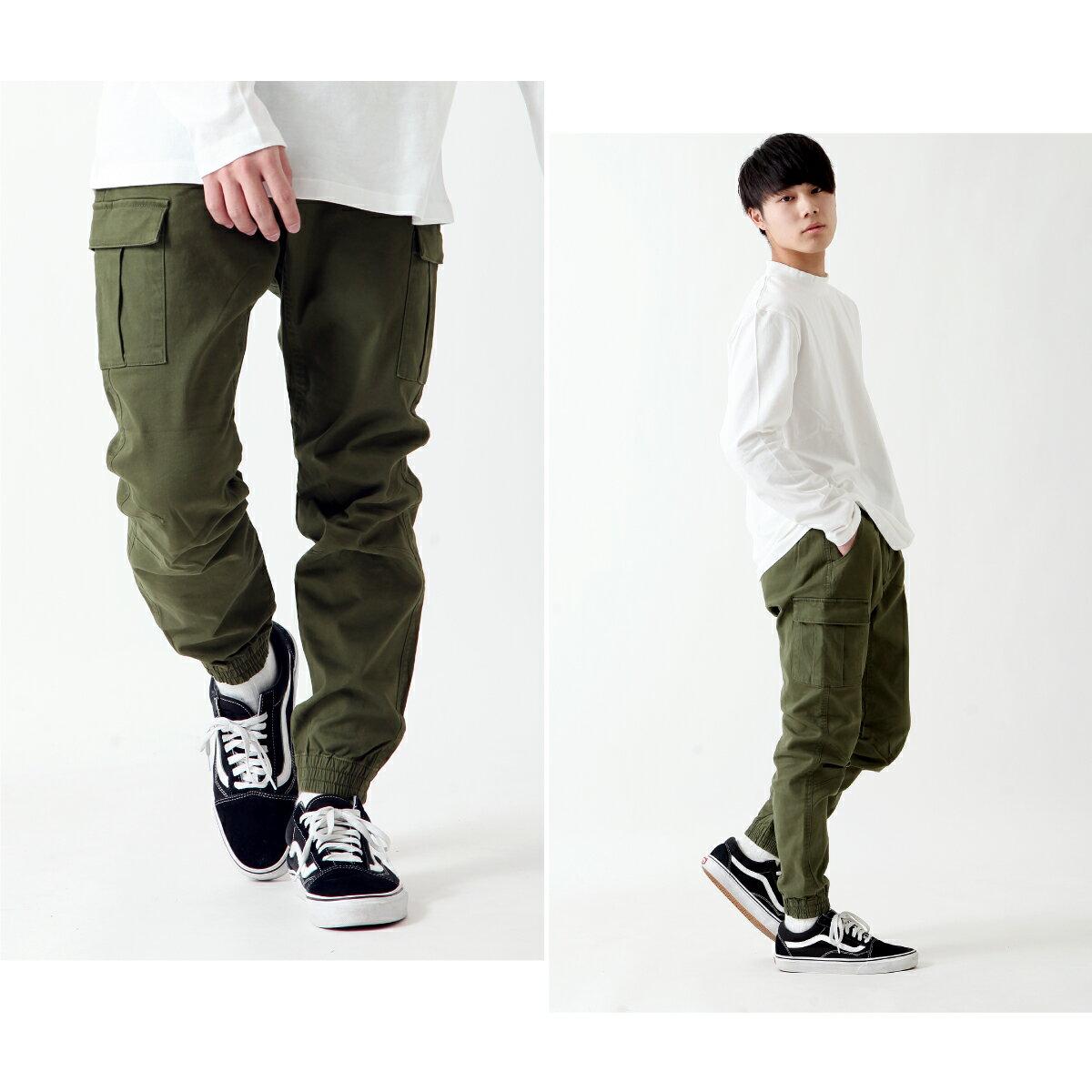 【New】ZIP 窄管束口褲 Skinny 1