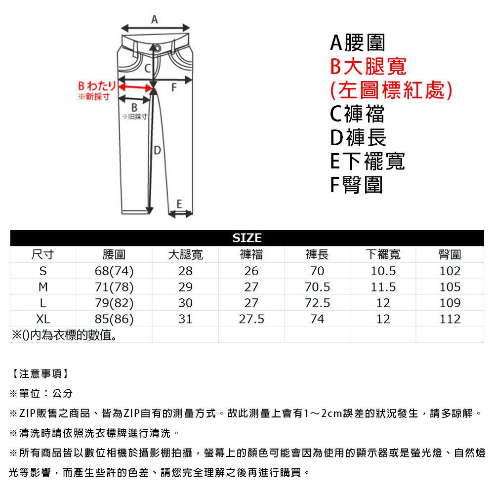 【New】ZIP 窄管束口褲 Skinny 3