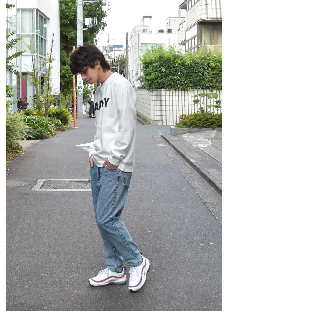 LOGO印字大學T 內刷毛 (M~XXL) 7