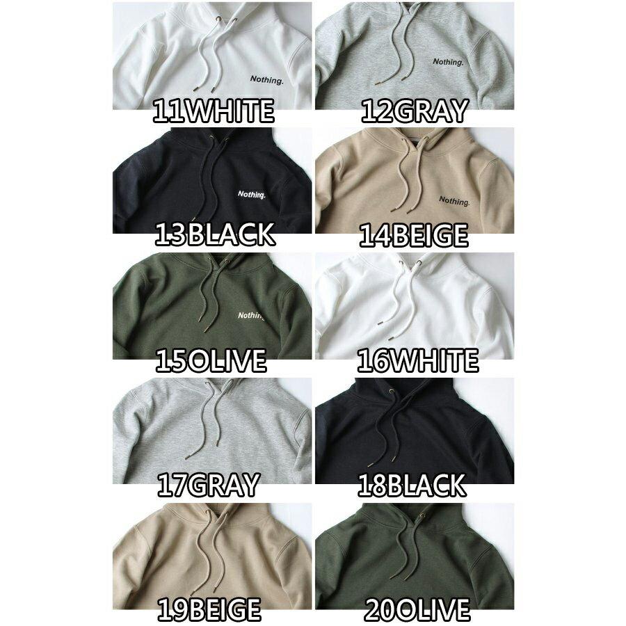 素色印字帽T 內刷毛(M~XXL) MF這樣變型男特別曝光款 3