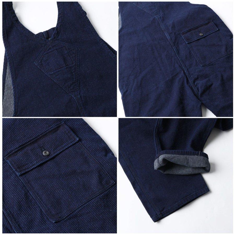 吊帶褲 連身工裝褲 5