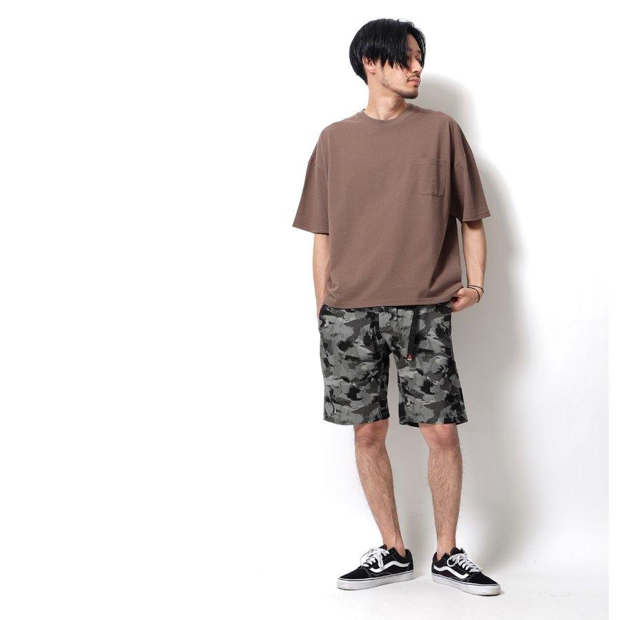 登山短褲 迷彩 7