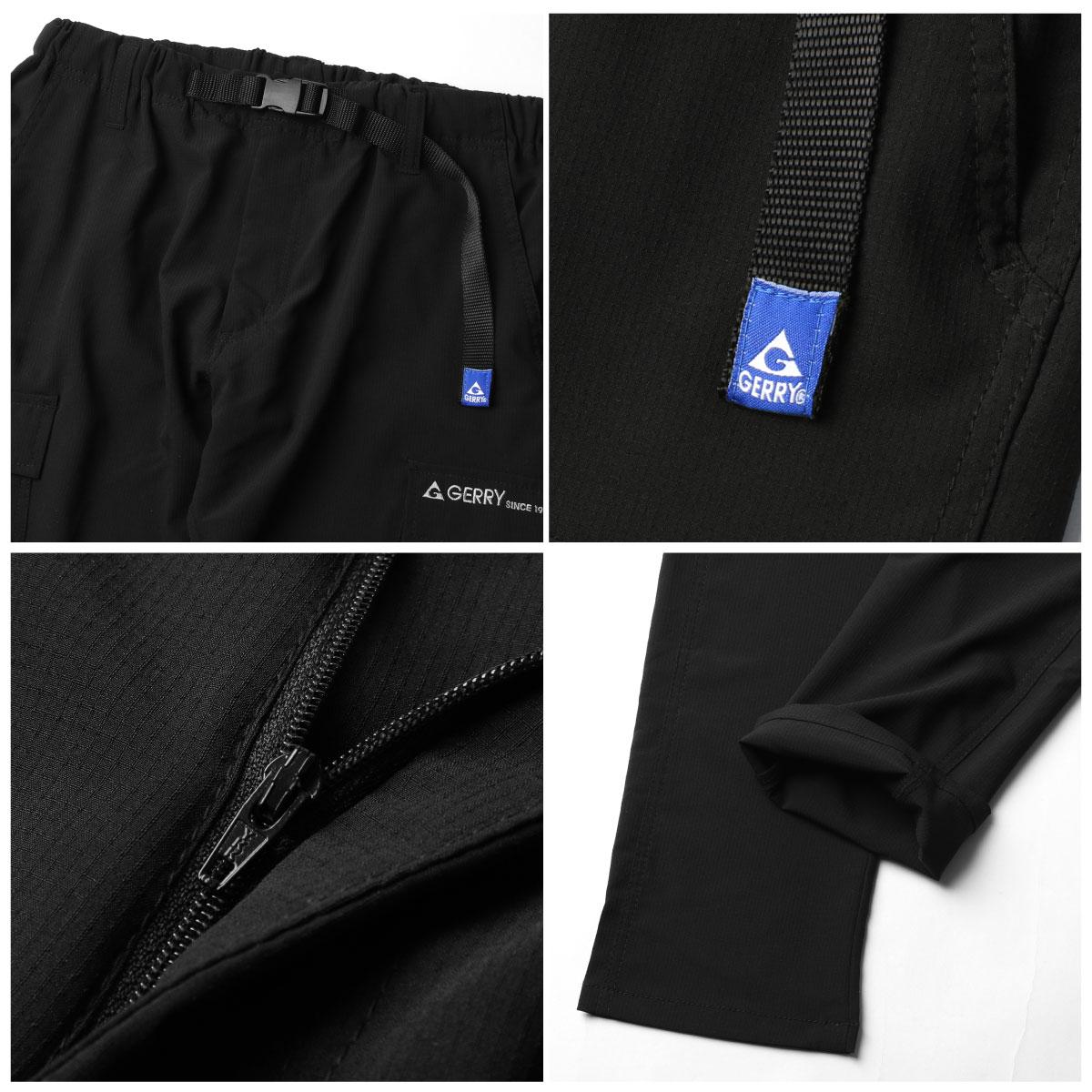 【New】ZIP 工裝長褲 GERRY 5