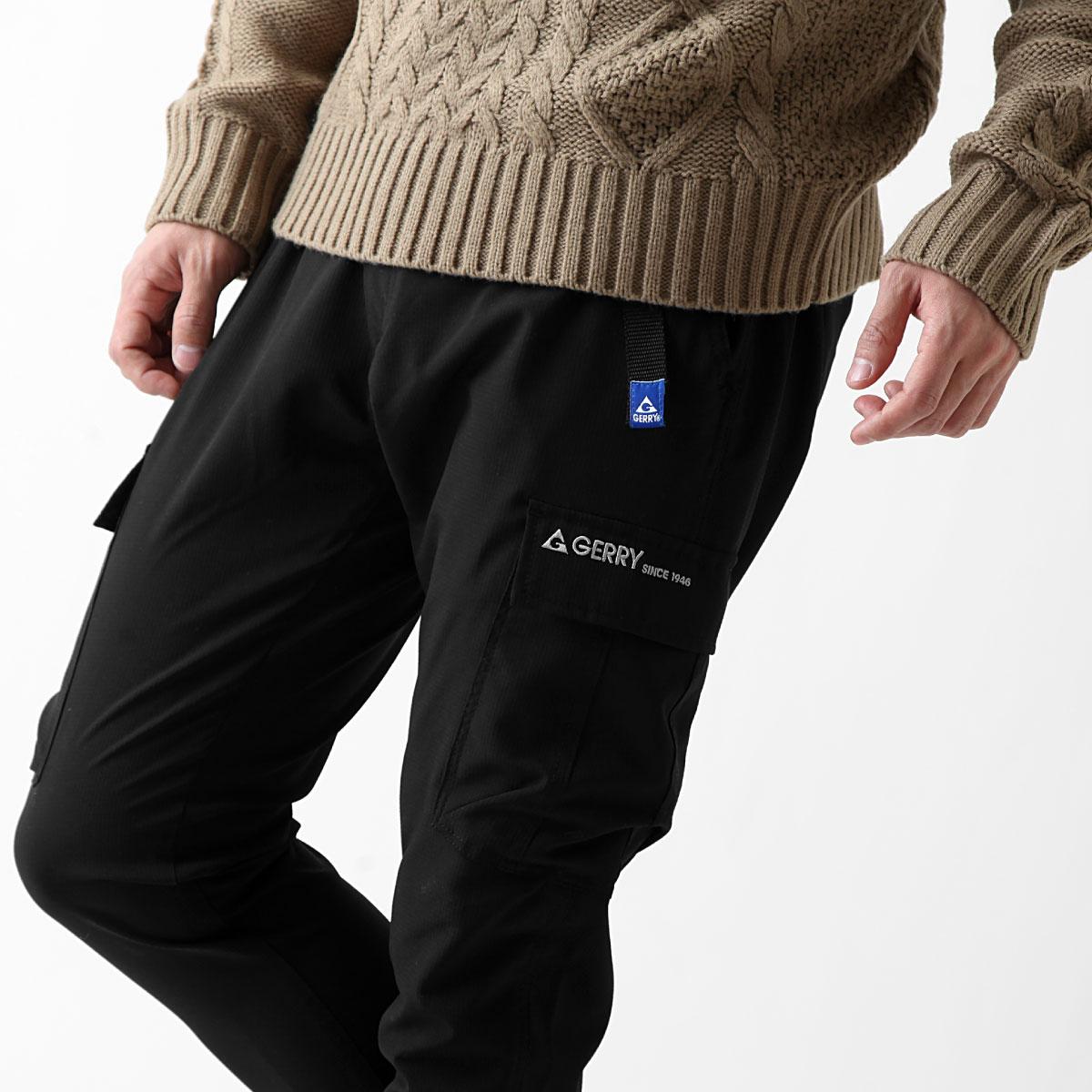 【New】ZIP 工裝長褲 GERRY 7
