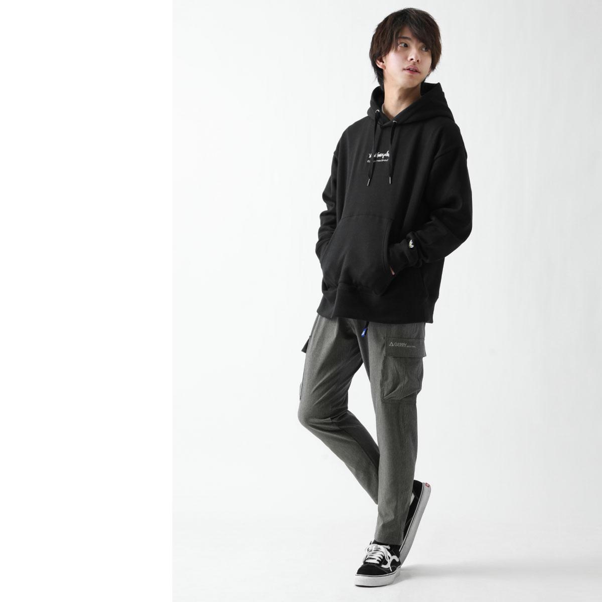 【New】ZIP 工裝長褲 GERRY 8