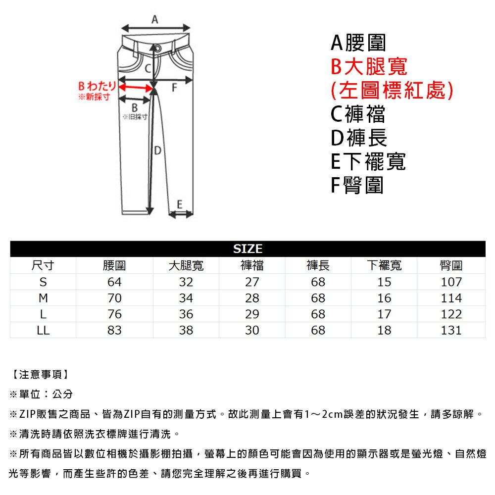 【New】ZIP 工裝長褲 GERRY 3