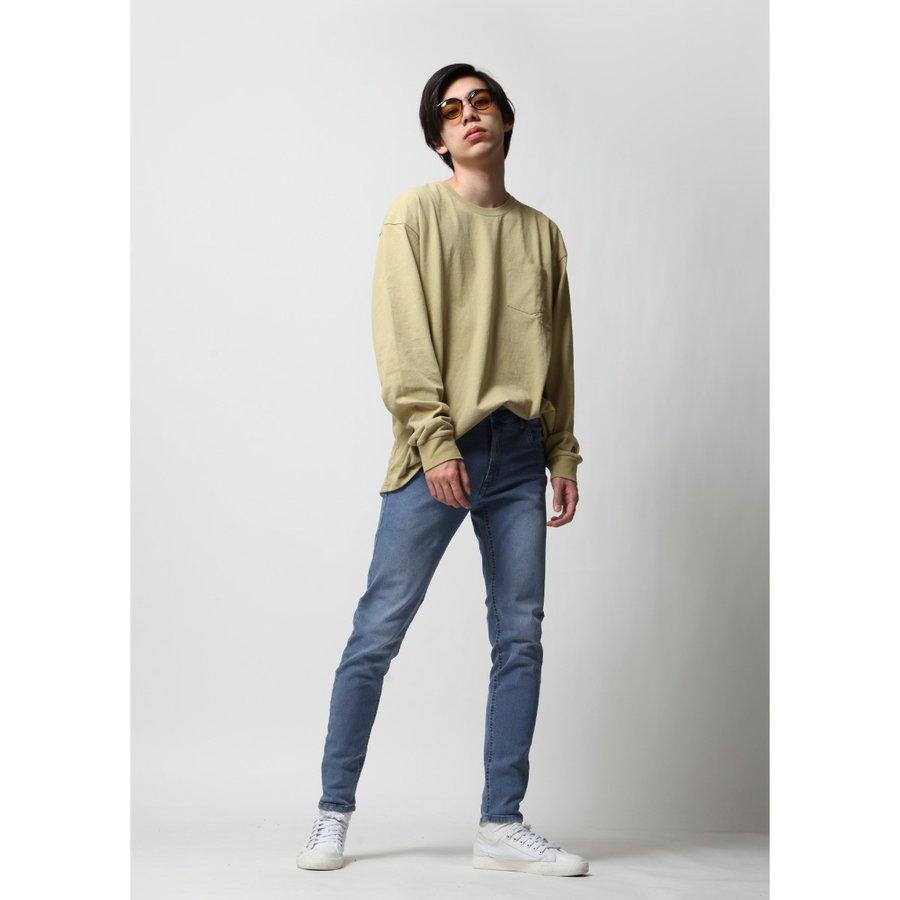 SkInny丹寧牛仔褲 長褲 5