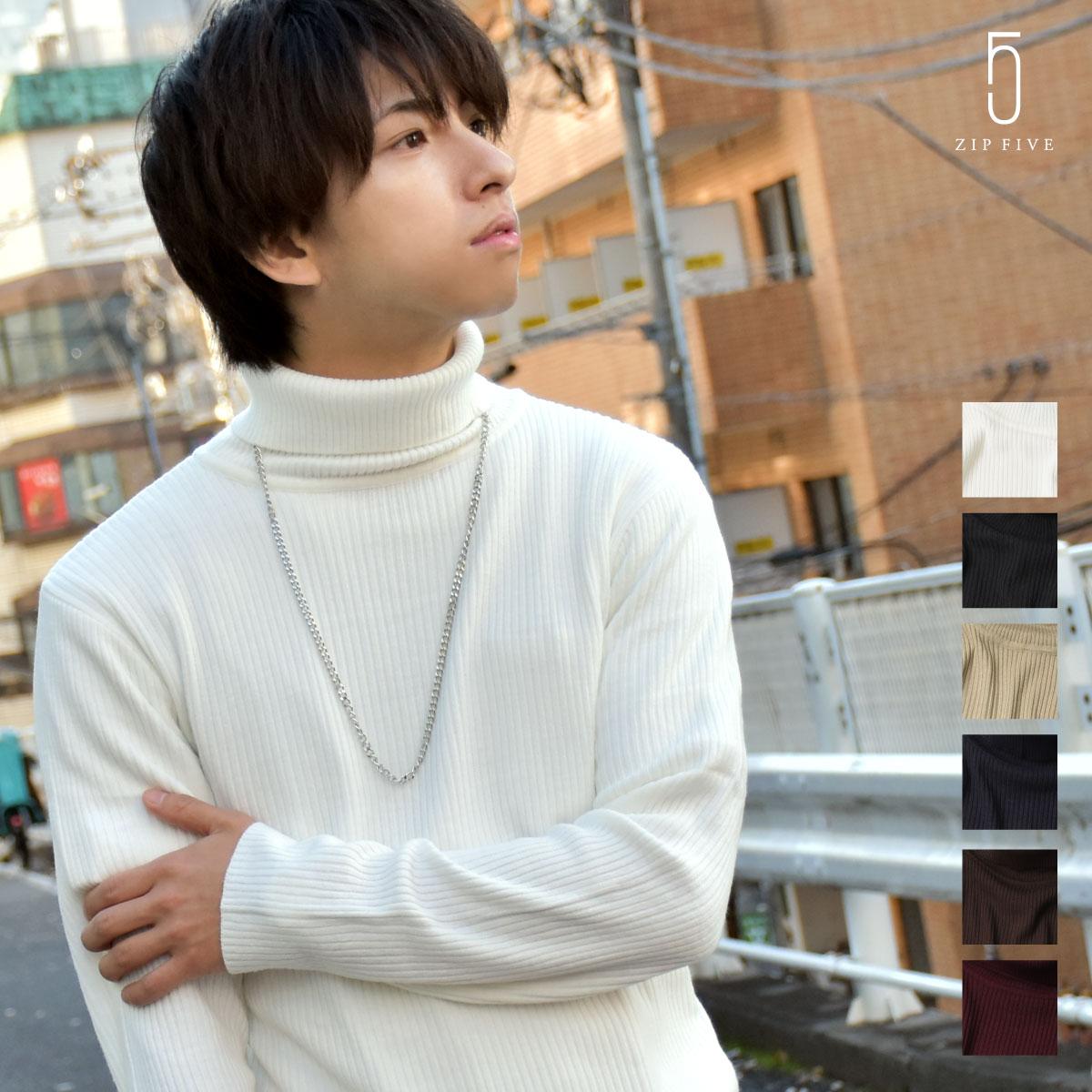 針織衫 高領毛衣 0