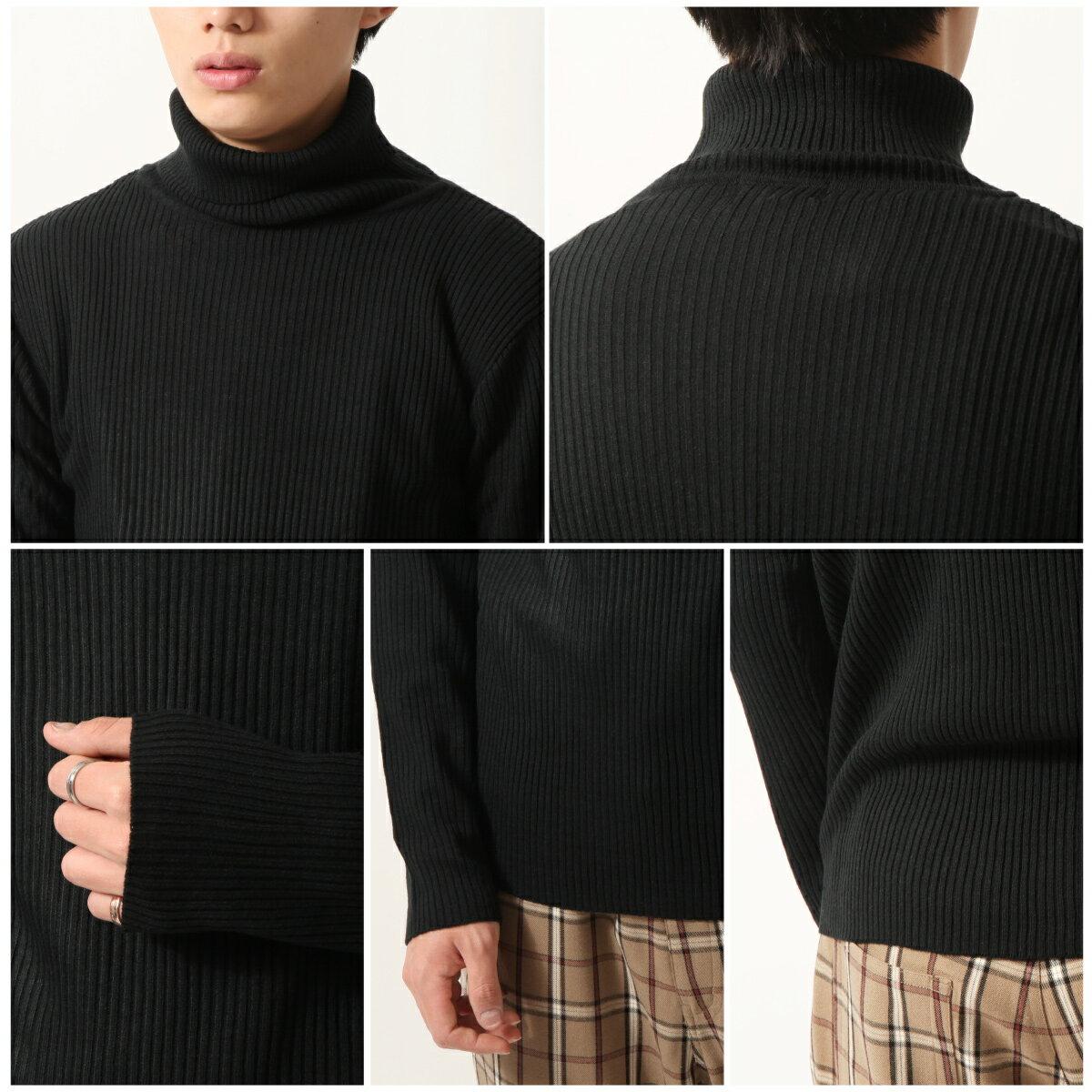 針織衫 高領毛衣 4