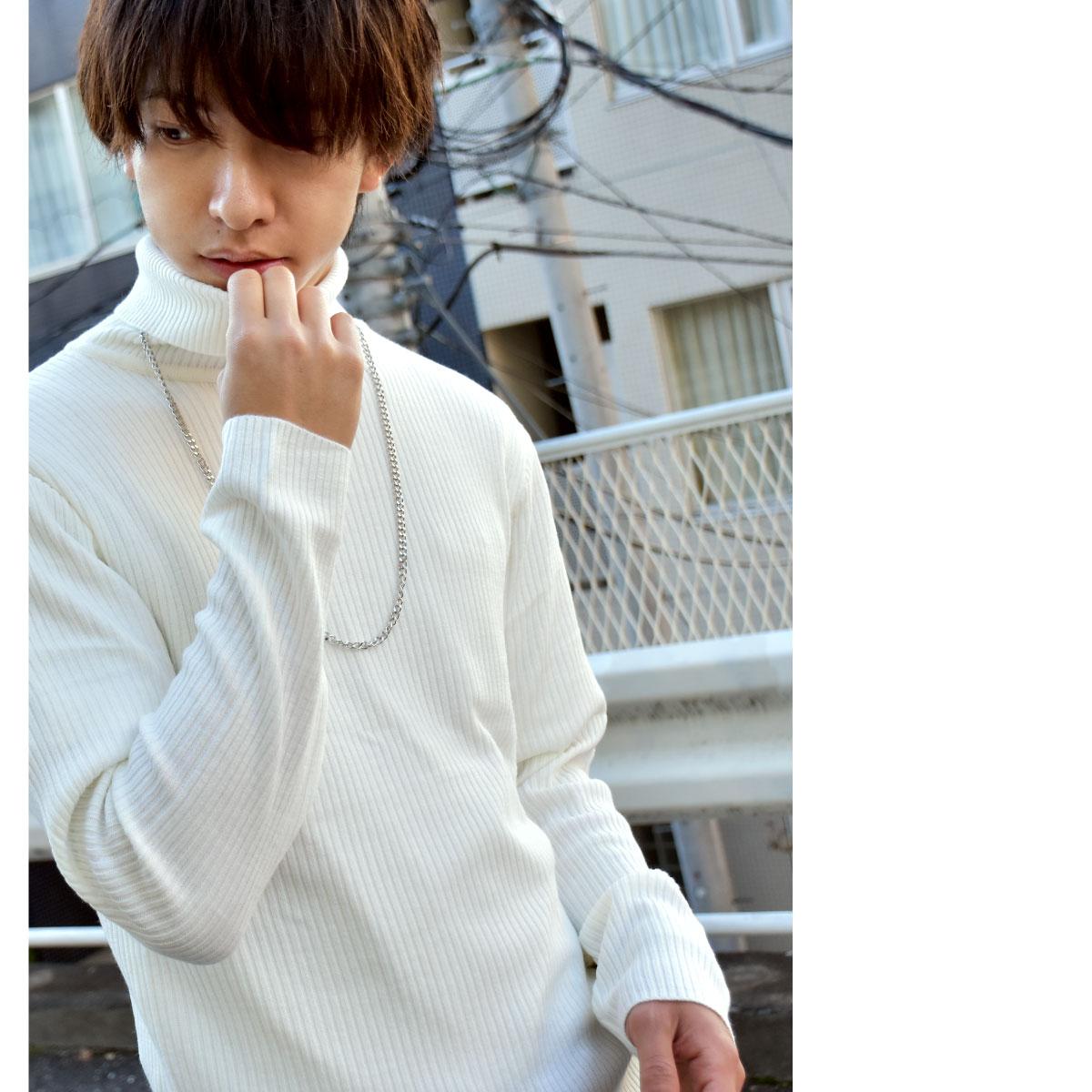 針織衫 高領毛衣 6
