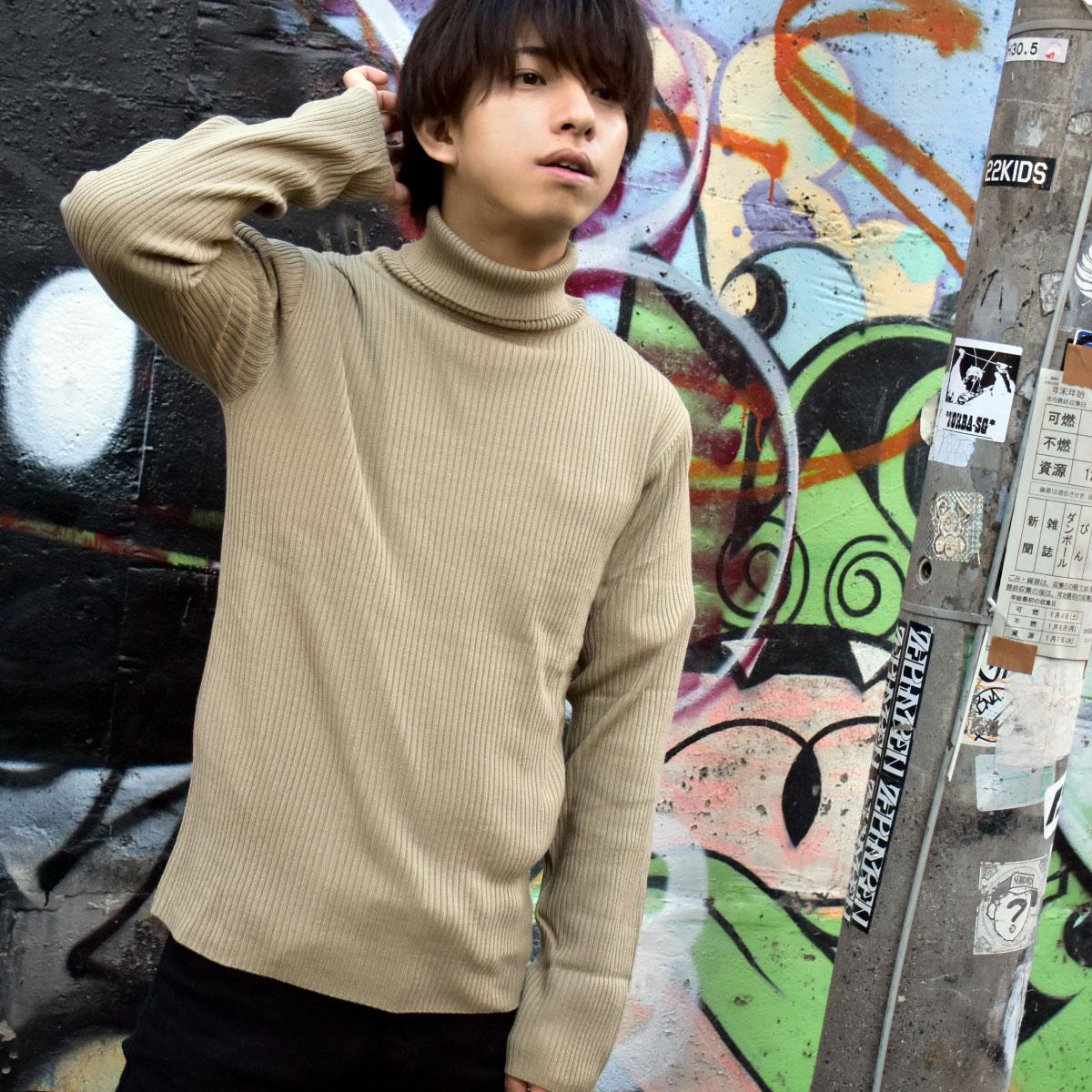 針織衫 高領毛衣 8