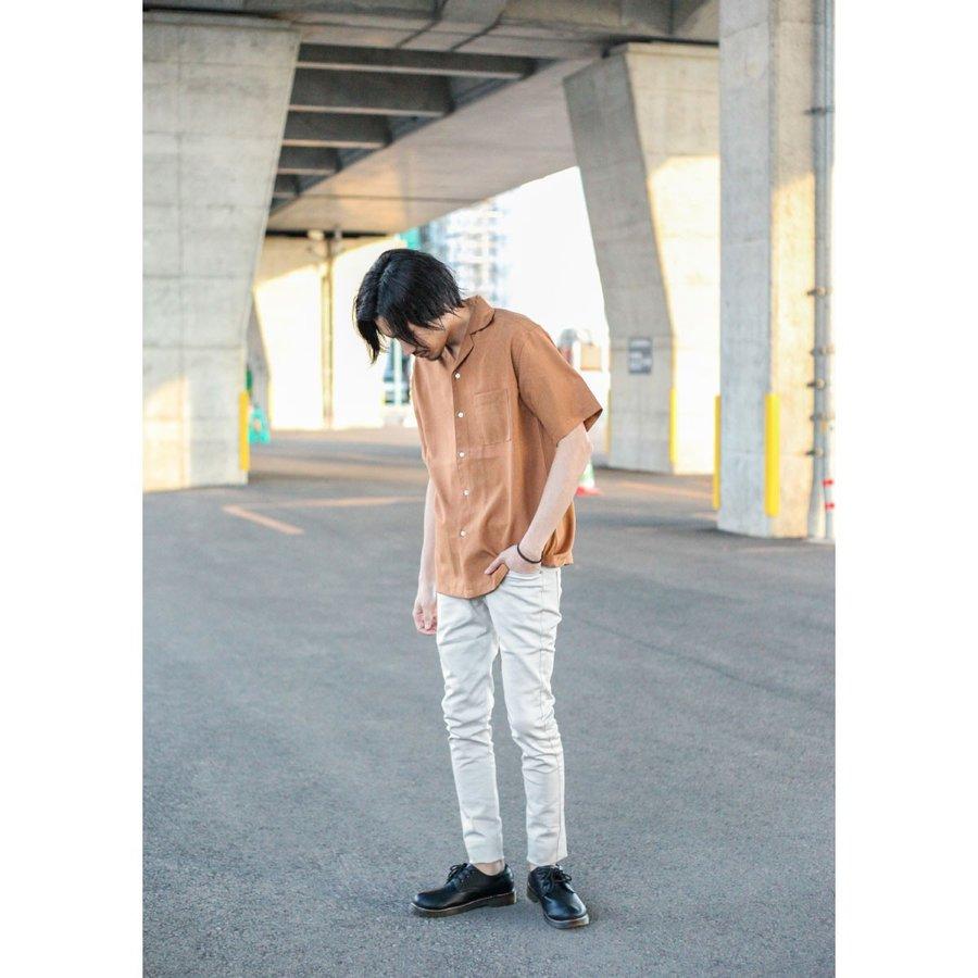 窄管褲 顯瘦俐落 7