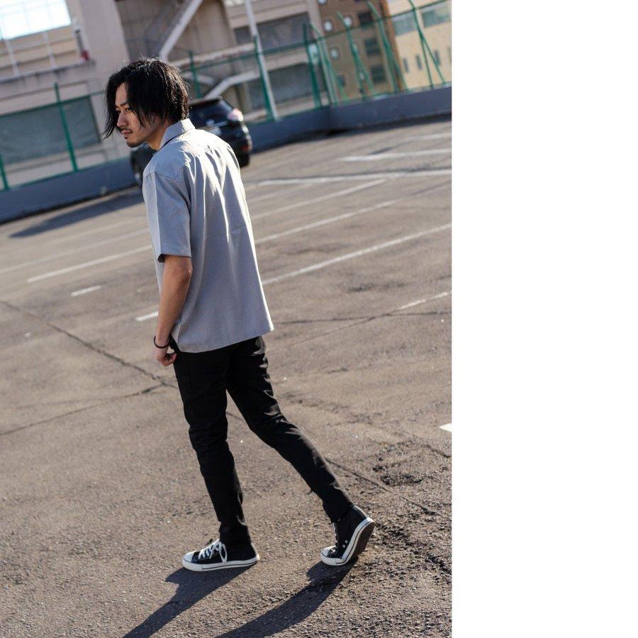 窄管褲 顯瘦俐落 1