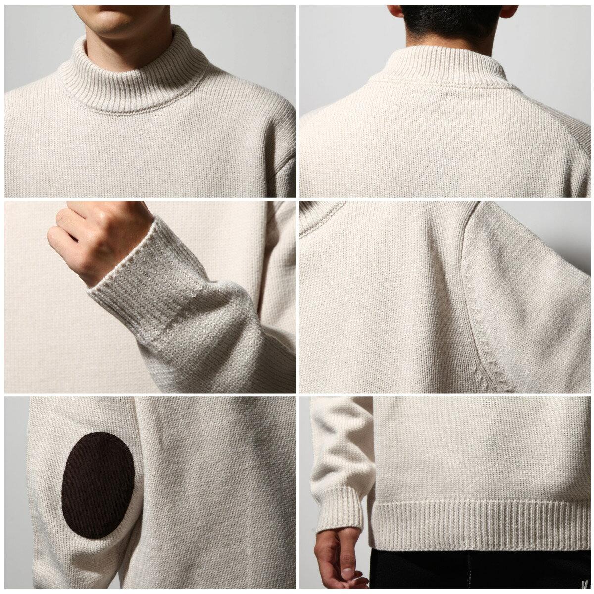 寬版針織毛衣 OVERSIZE 4