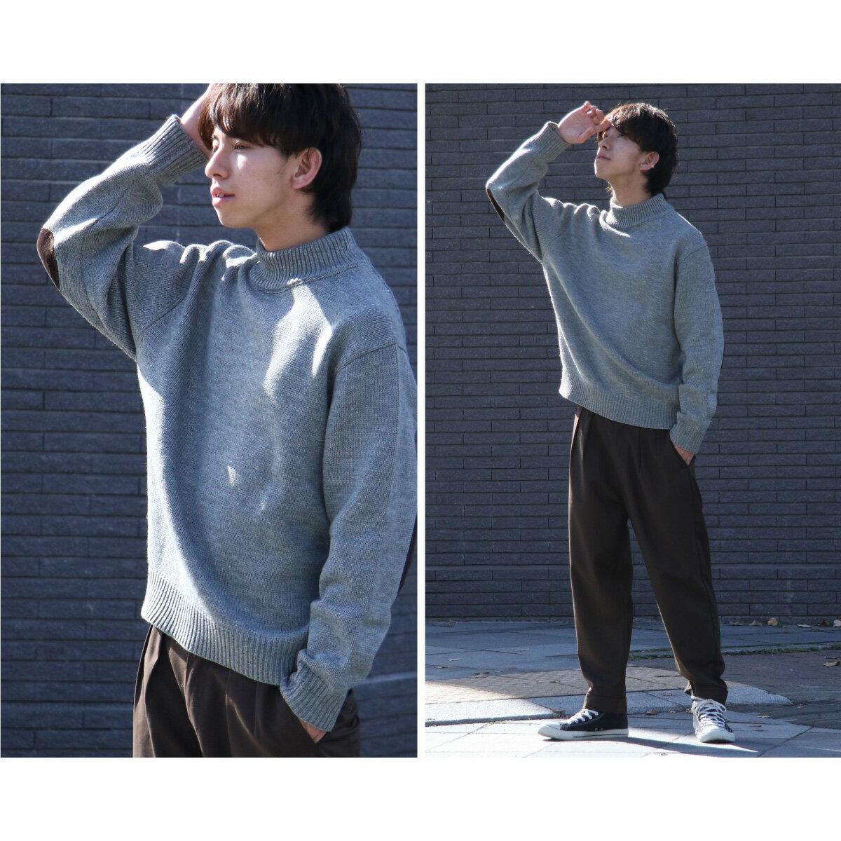 寬版針織毛衣 OVERSIZE 1