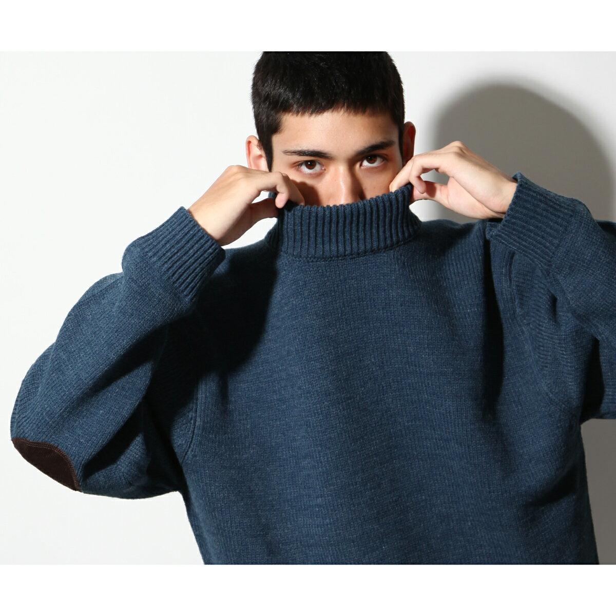 寬版針織毛衣 OVERSIZE 8