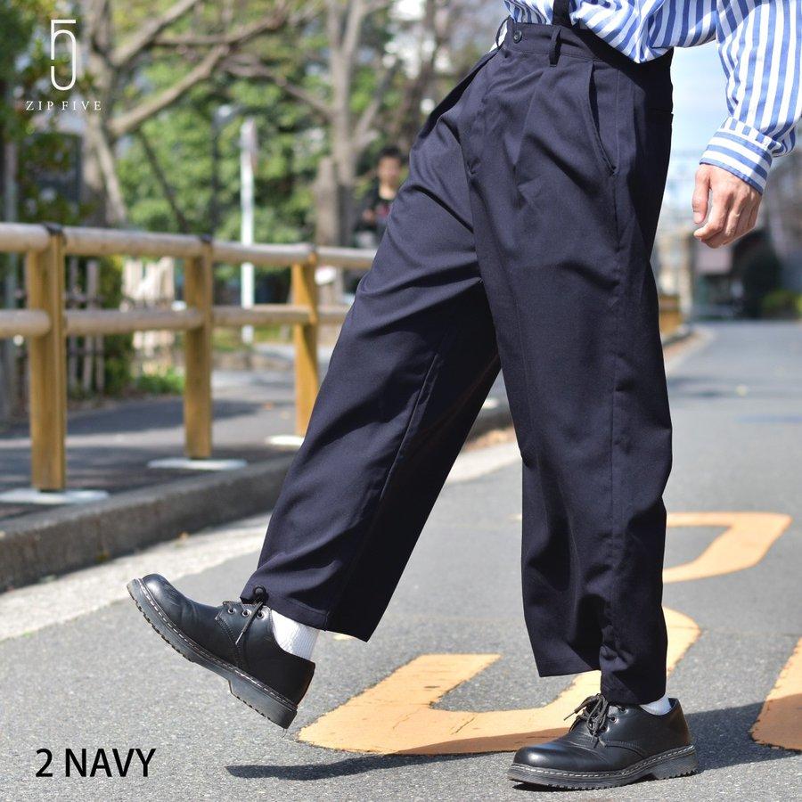 西裝寬褲 彈性 0