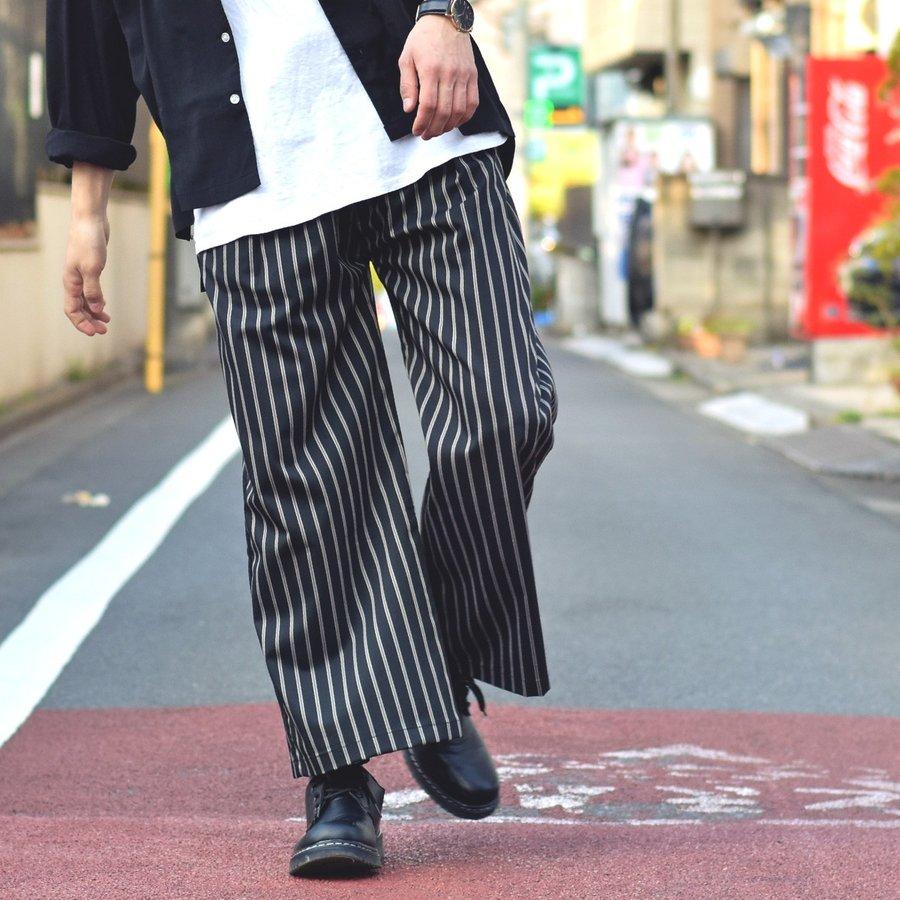 西裝寬褲 彈性 1