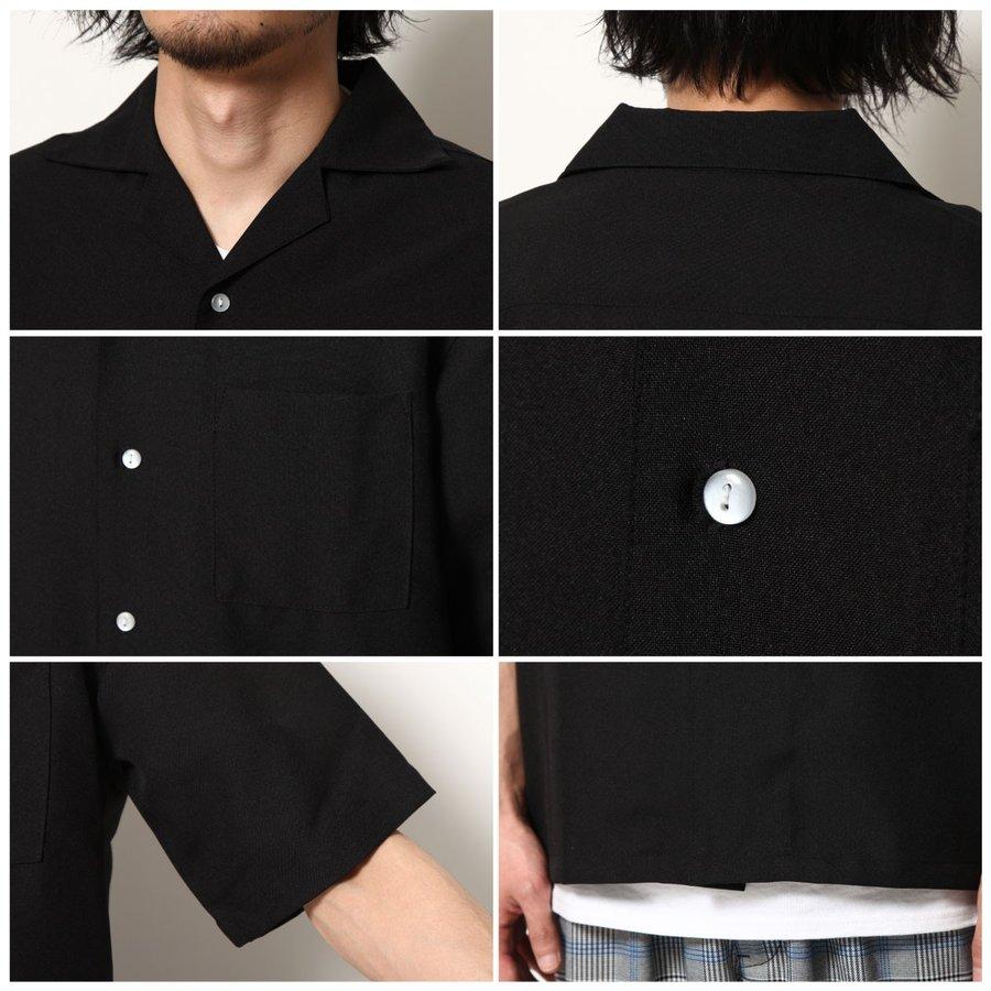 短袖開襟襯衫 休閒衫 6