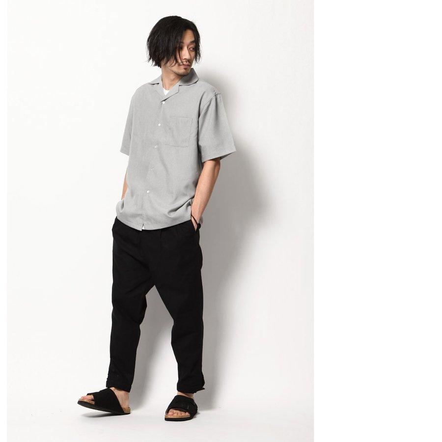 短袖開襟襯衫 休閒衫 7