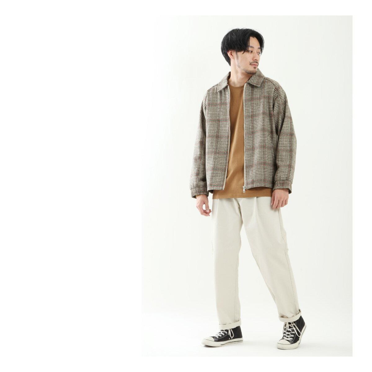 羊毛高爾夫外套 8