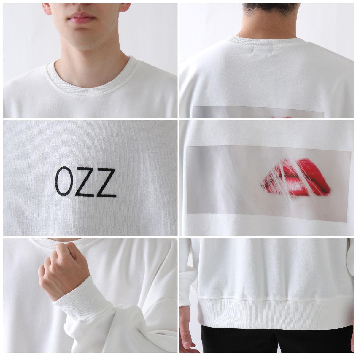 寬版運動衫 照片印刷設計 4